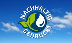 Logo nachhaltig